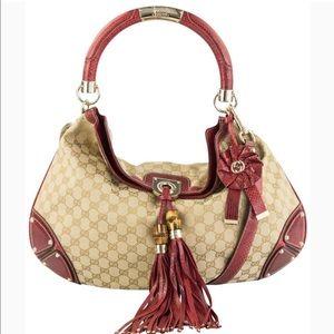 Gucci limited edition UNICEF hobo bag
